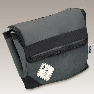 【THERMOS】サーモス折りたたみ保冷ソフトクーラーバッグ(5L)ミッフィー・ネイビー(REA-005B)(保冷バッグ・保冷バック・エコバック)