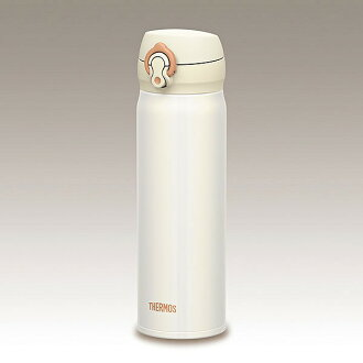 Thermos vacuum insulated jmy 500 ml JNL-502 PRW Pearl White flask stainless steel bottle thermos thermal insulated direct drink