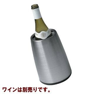ステンレス二重ワインクーラースリム・サテン