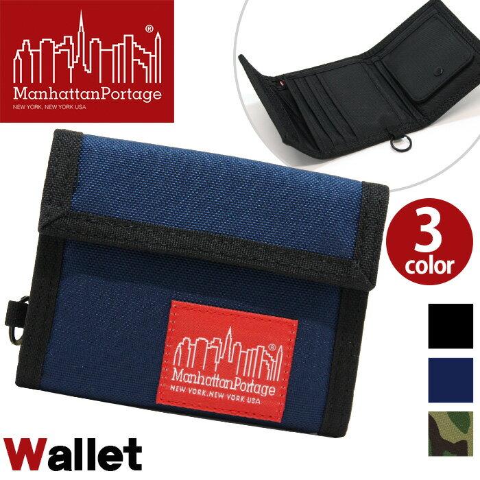 財布・ケース, メンズ財布 ManhattanPortage Park Avenue Wallet MP1013