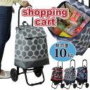 【ポイント5倍】 ショッピングカート 買い物を楽しく快適にするショッピングカート キャリー 買い物 エコバッグ プレゼント 母の日 誕生日 敬老の日 旅行 アウトドア 軽量 マタニティー 妊婦