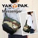 メッセンジャーYAKPAKヤックパックショルダーメンズレディースユニセックス通勤通学YP2110yakpak-012