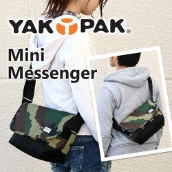 メッセンジャーYAKPAKヤックパックショルダーメンズレディースユニセックス通勤通学YP2111yakpak-013