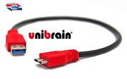 unibrain(ユニブレイン)バージョン3.0USBケーブル(マイクロB)30cm