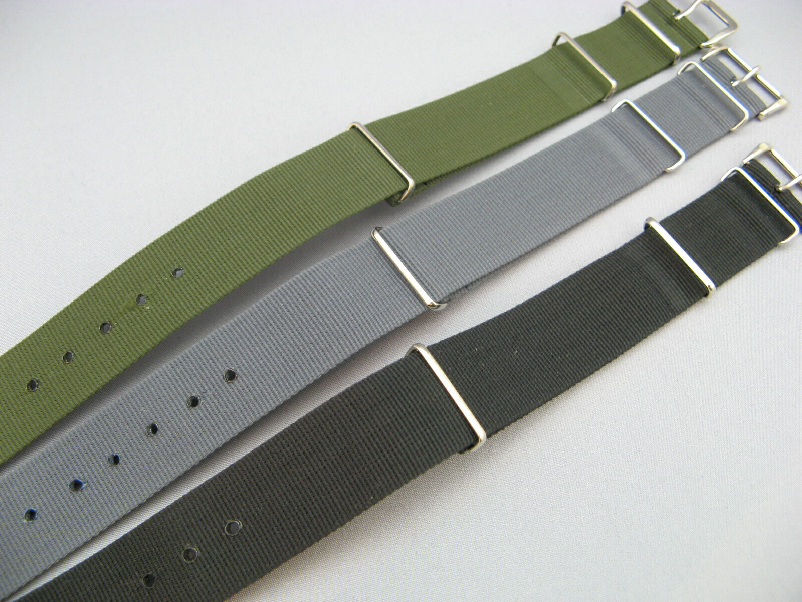 Military NATO army regular Adoption nylon belt