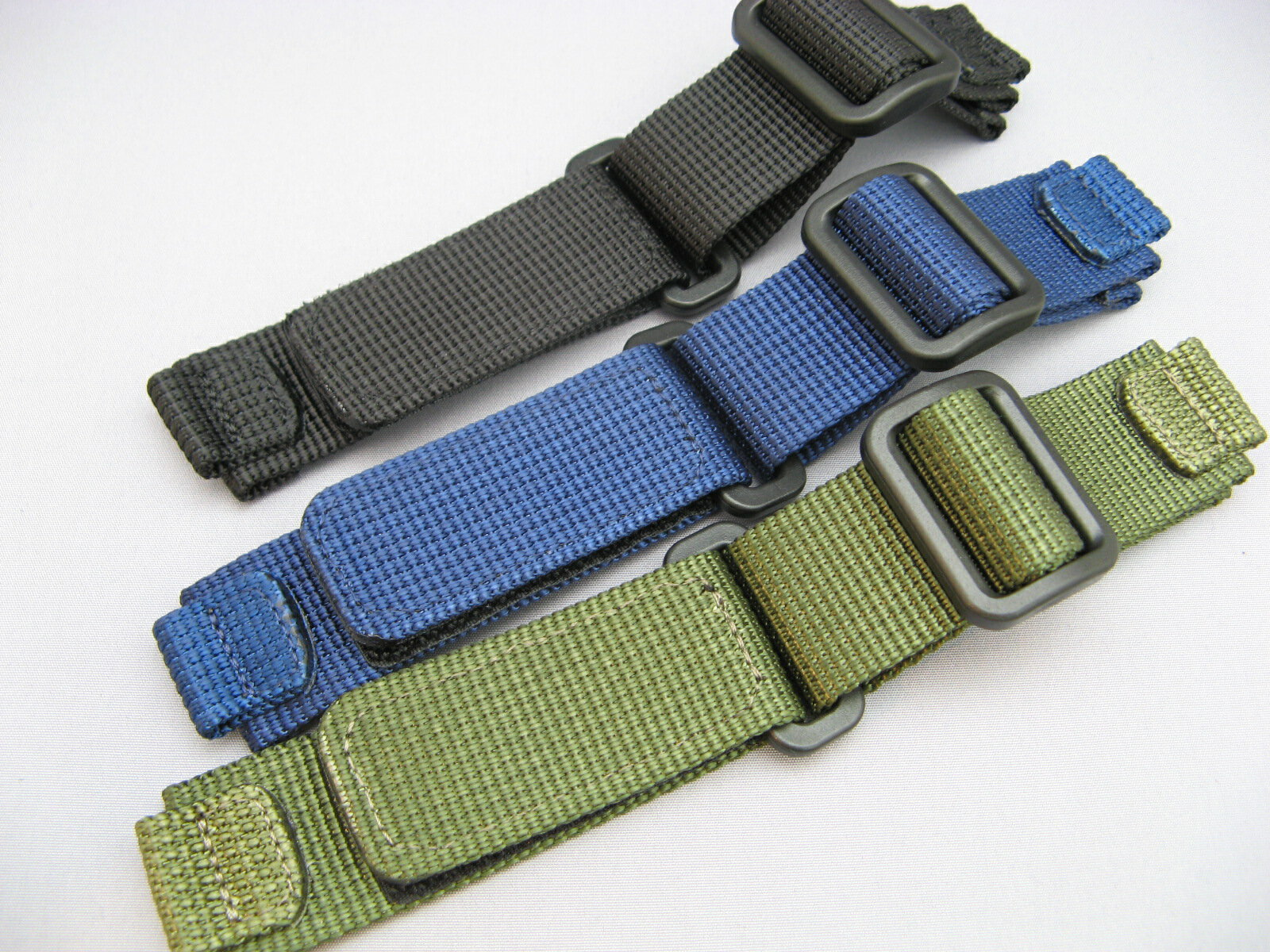 Nylon magic belt 18 mm
