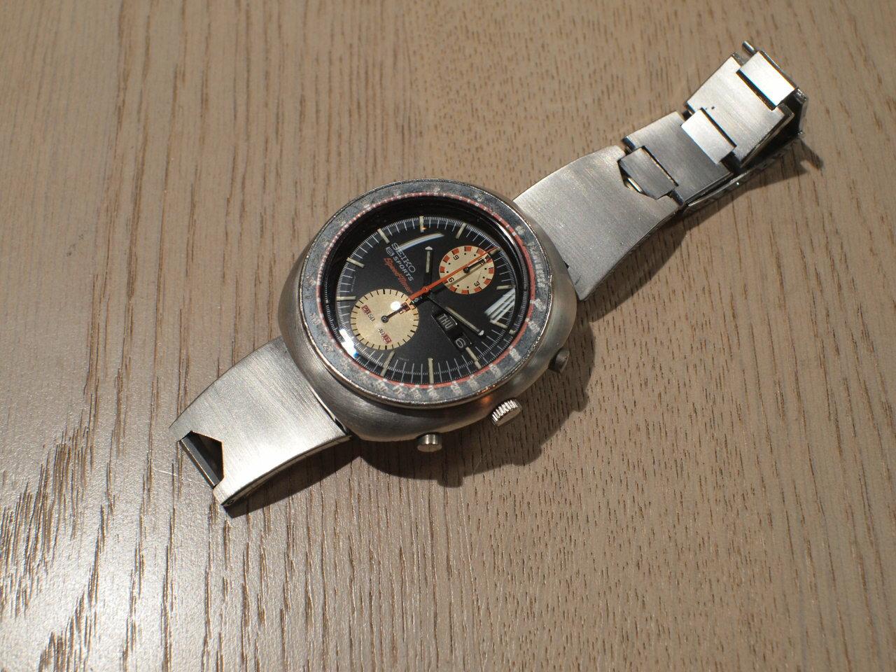 腕時計, メンズ腕時計 SEIKO 5Sports SpeedTimer 6138-0011 5