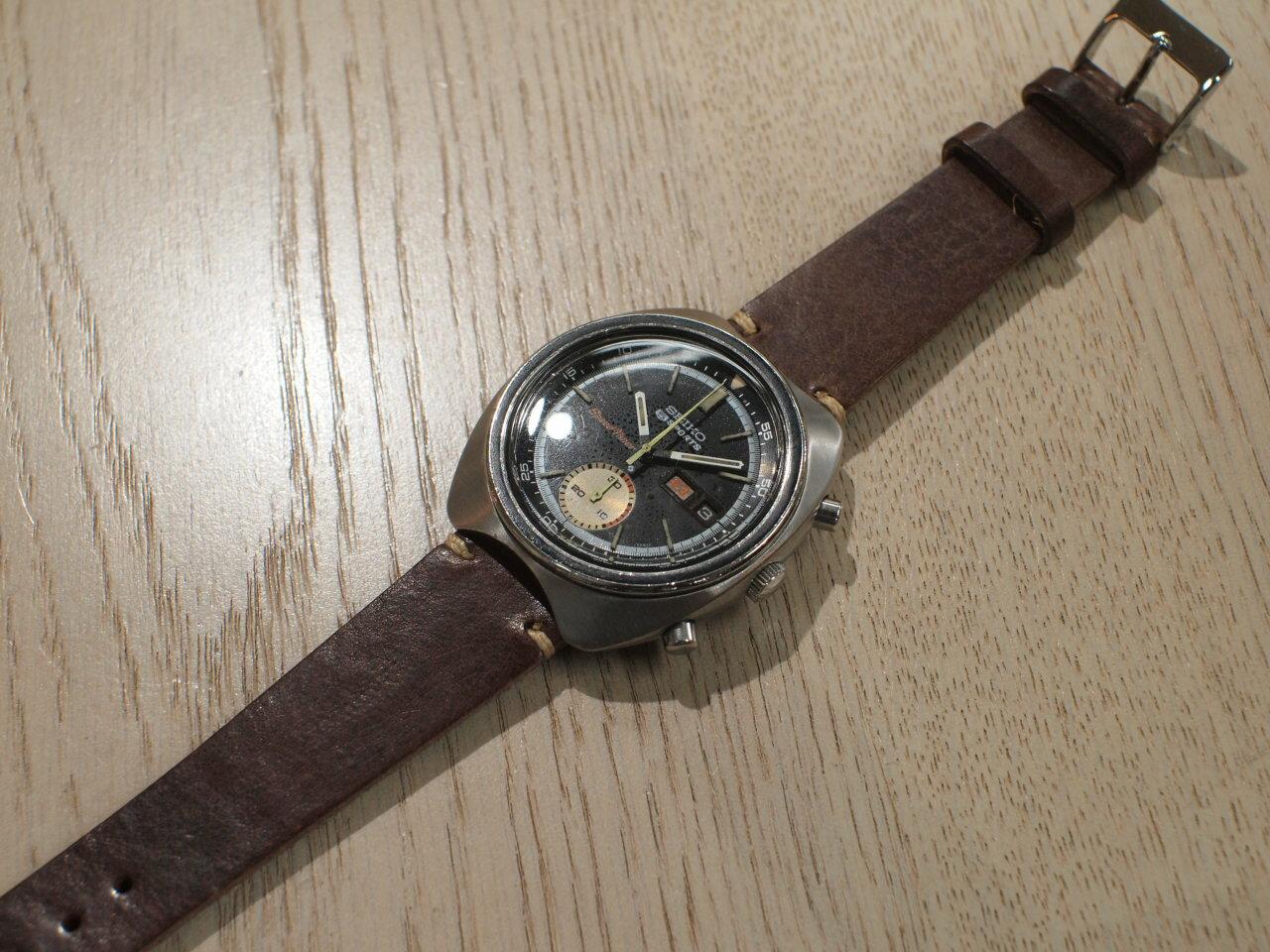 腕時計, メンズ腕時計 SEIKO 5Sports SpeedTimer 6139-7020 5