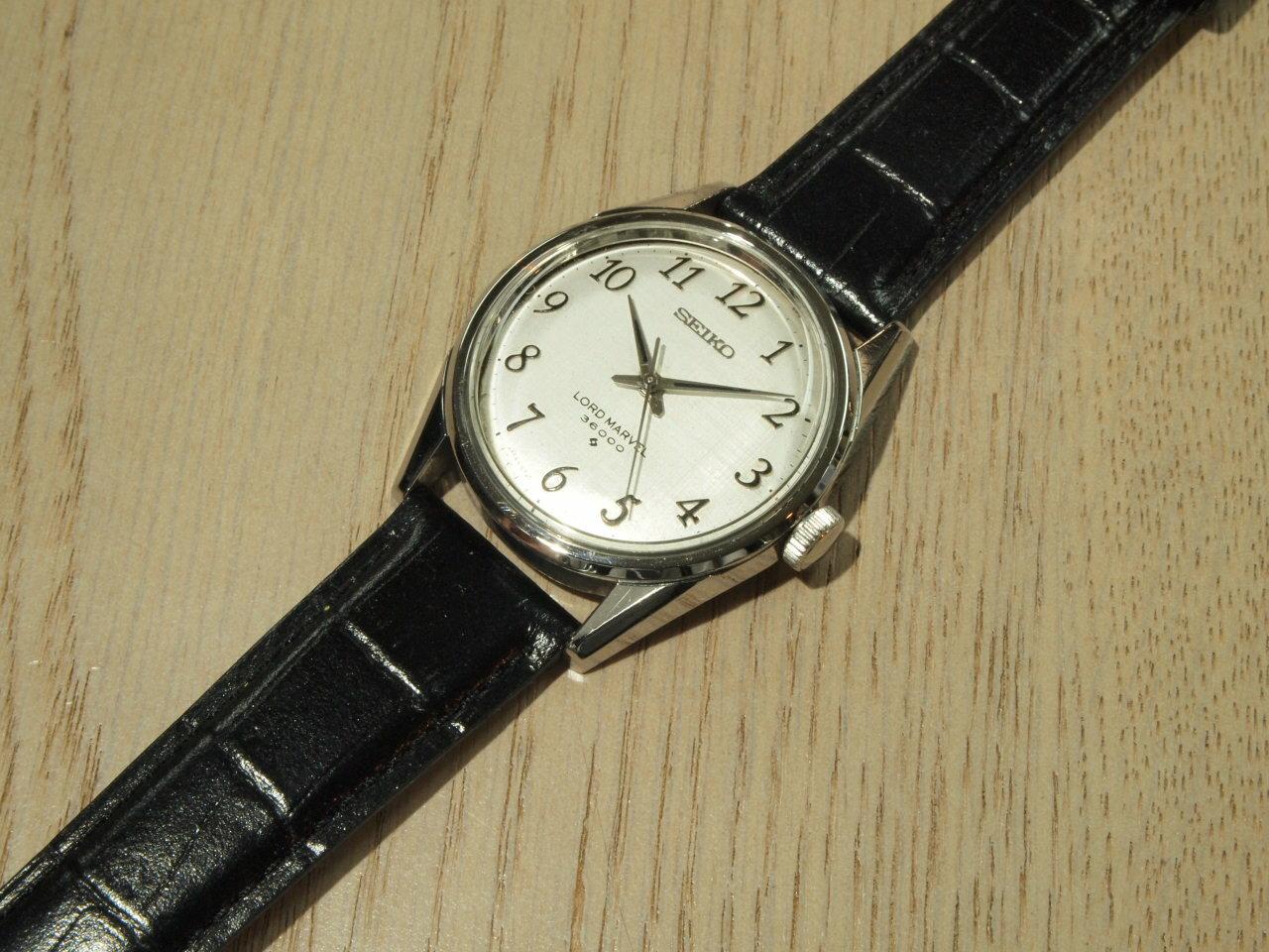 腕時計, メンズ腕時計 SEIKO LORD MARVEL 36000 36000