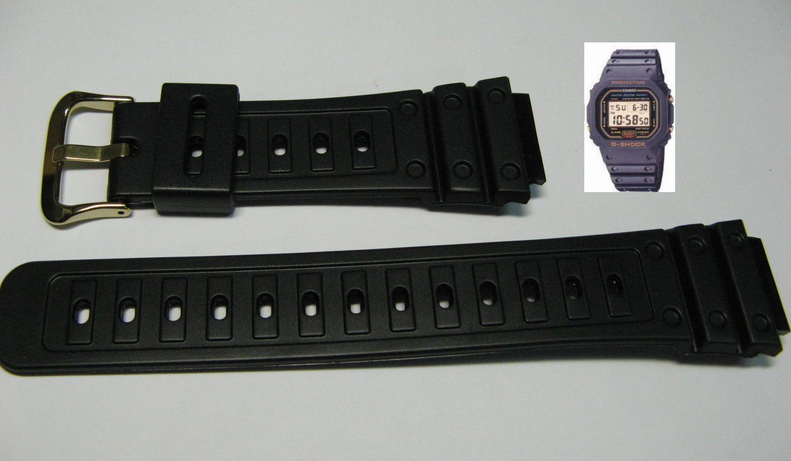腕時計用アクセサリー, 腕時計用ベルト・バンド DW-5600C-9CV70360128
