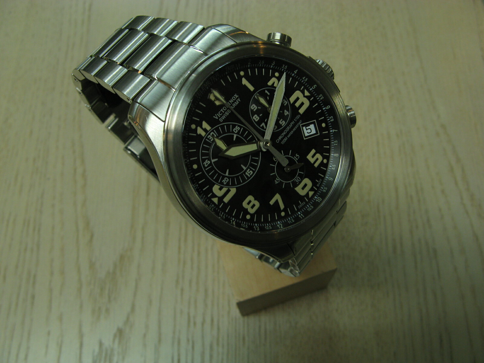 VICTORINOX SWISS ARMY quartz Chrono