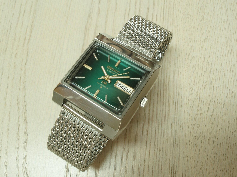 SEIKO LORD MATIC self-winding watch