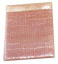 【CREW'S(クルーズ)】レンジャーパック オレンジピンク 角1封筒用 10枚入(KG-1000)【エアークッション/エアパッキン/プチプチ/梱包資材/エアキャップ】