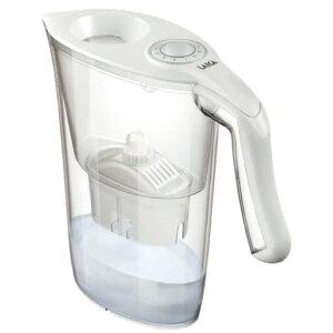 【クーポンあり】【あす楽】浄水器 ピッチャー ウォーターポット LAICA ポット型浄水器 2.3L ホワイト