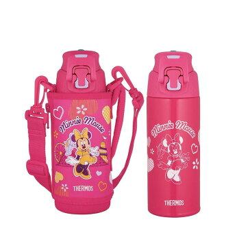 【ポイント10倍】【クーポンあり】【送料無料】THERMOS(サーモス) 真空断熱スポーツボトル FFZ-502FDS ミニー ピンクパープル(PKP) 初めてのスポーツボトルに最適!
