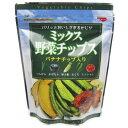 フジサワ ミックス野菜チップス(100g) ×10個/パリッとおいしさまるかじり。