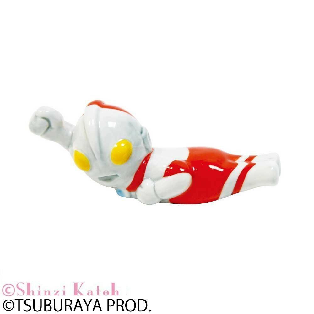 【ポイント10倍】【クーポンあり】Shinzi Katoh ウルトラモンスターズコレクション 箸置き ウルトラマン ARK-1455-1