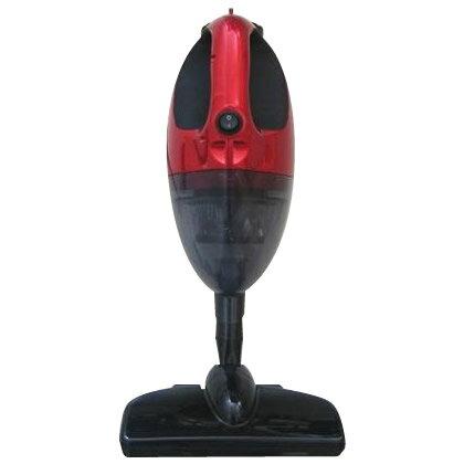 【クーポンあり】【送料無料】オーム電機 ブロワー付ハンディクリーナー SOJ-HB01-R 565105