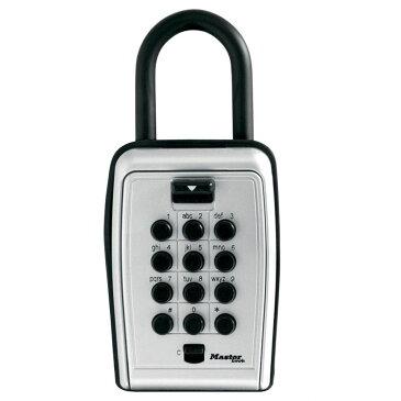 【ポイント10倍】【クーポンあり】【送料無料】Master Lock マスターロック プッシュ式キーセーフ 850031/鍵やカードなどを収納できる南京錠型のキーボックス!!