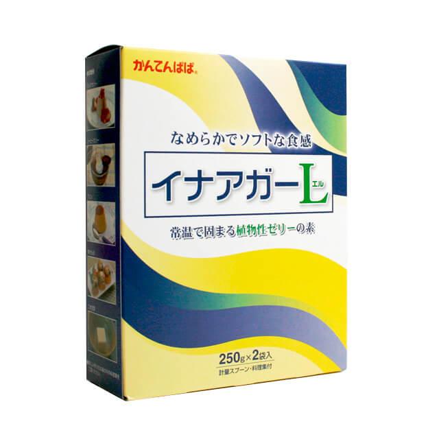 《かんてんぱぱ》イナアガーL【250g×2】