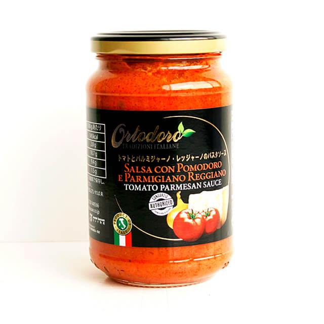 《オルトドーロ》パスタソース トマト&パルミジャーノ【350g】