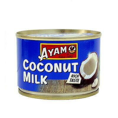 《AYAM》ココナッツミルク【140ml】