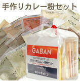 《GABAN》手作りカレー粉セット【100g】