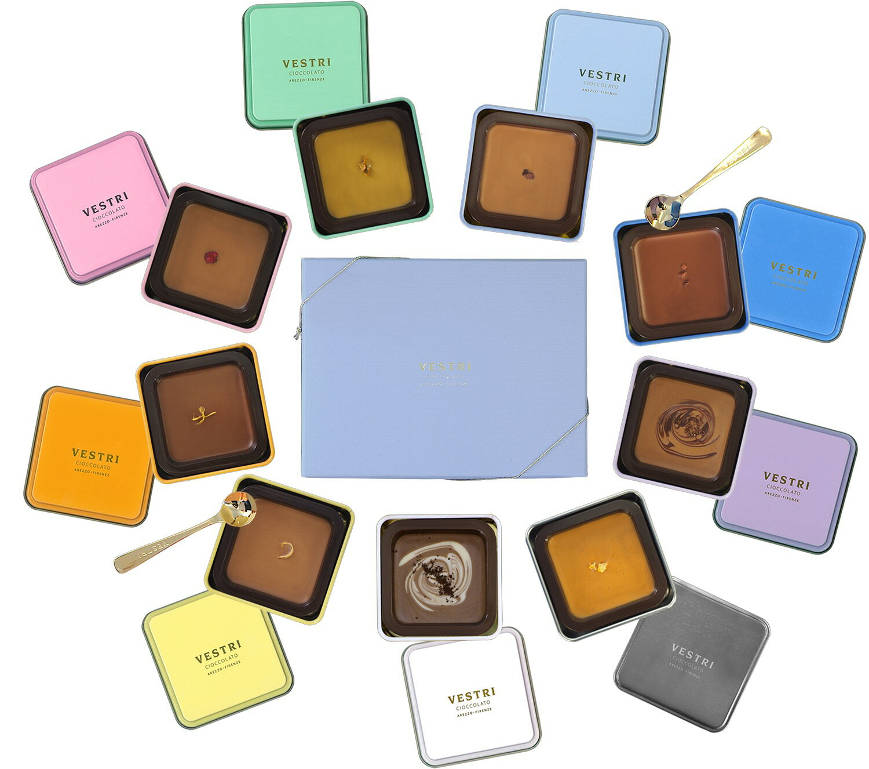 VESTRI【選べる!アンティーカ・ジャンドゥイア2】ヴェストリ高級チョコレートギフト贈り物バレンタイン