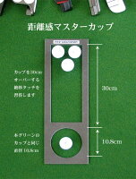 パターマット工房の二枚組パターマット(標準と高速)でパット練習45cm×5mSUPERBENT&EXPERT2枚組02P07Feb16
