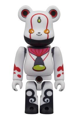 ワンダーフェスティバル2012(冬)開催記念限定商品生存戦略、しましょうか。BE@RBRICK テディ...