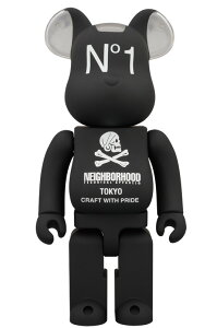 MEDICOM TOY EXHIBITION 2012 開催記念商品BE@RBRICK NEIGHBORHOOD 400%