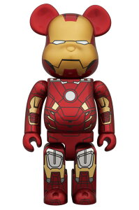 MEDICOM TOY EXHIBITION 2012 開催記念商品BE@RBRICK IRON MAN MARK VII 400%