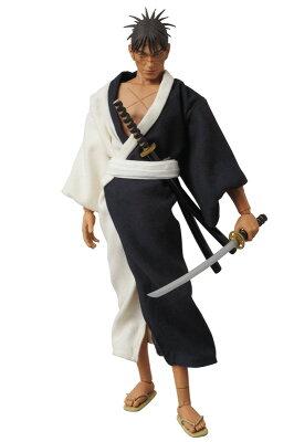 ワンダーフェスティバル2012(夏)開催記念限定商品百人斬りと称される侍。RAH 万次/卍