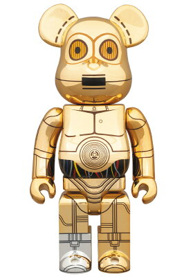 MAY THE FORCE BE WITH YOU(TM)BE@RBRICK 400% C-3PO(TM)