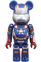 BE@RBRICKIRONPATRIOT