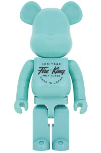 BE@RBRICK Fire-King 1000%(JADE-ITE)
