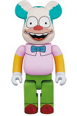 BE@RBRICK krusty the clown 400%