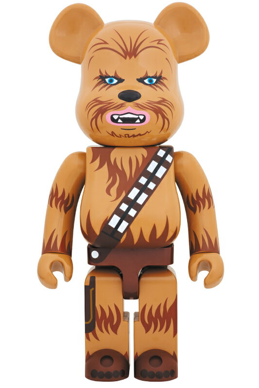 BE@RBRICK CHEWBACCA(TM)1000%:PROJECT1/6
