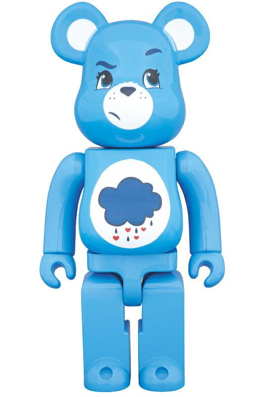 コレクション, フィギュア BERBRICK Grumpy BearTM400