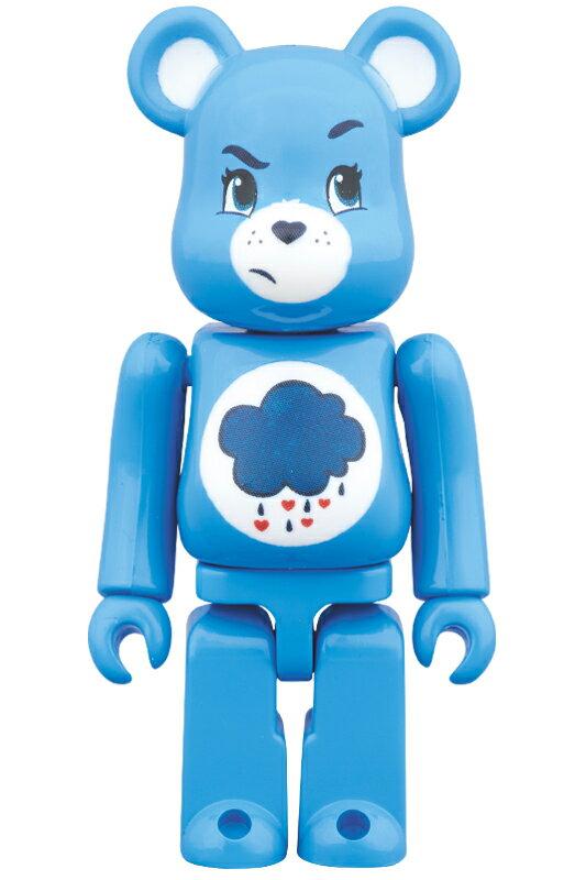 コレクション, フィギュア BERBRICK Grumpy BearTM100