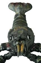 ザリガニ怪獣クロオオザリガニ