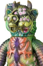 偶像怪獣イドラ(亜種)