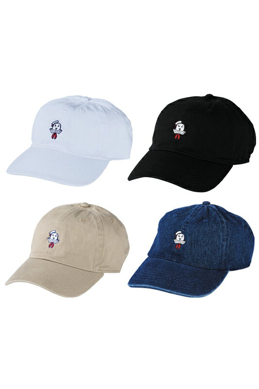 メンズ帽子, キャップ MLE GHOSTBUSTERS COTTON CAP