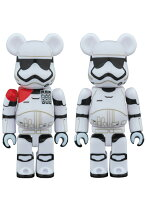 FIRSTORDERSTORMTROOPER(TM)OFFICER&FIRSTORDERSTORMTROOPER(TM)BE@RBRICKSTARWARS(TM)2PACK