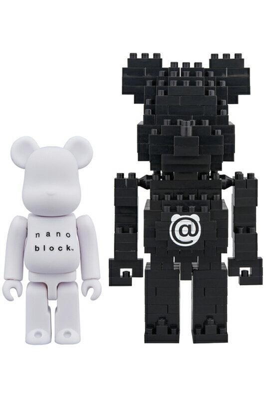 コレクション, フィギュア BERBRICK nanoblock TM 2PACK SET A