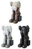 KAWS PASSING THROUGH BROWN/GREY/BLACK※キャンセル不可