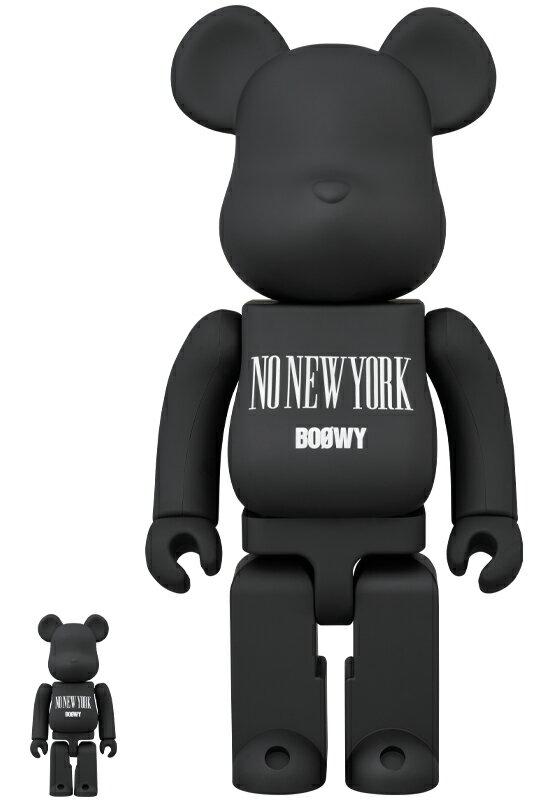 コレクション, フィギュア BERBRICK BOOWY NO NEW YORK 100 400