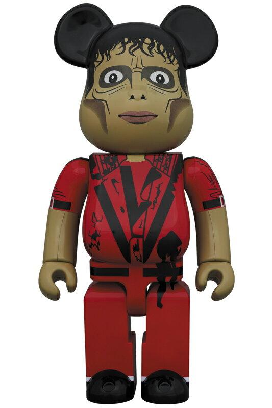 コレクション, フィギュア BERBRICK Michael Jackson Zombie 1000