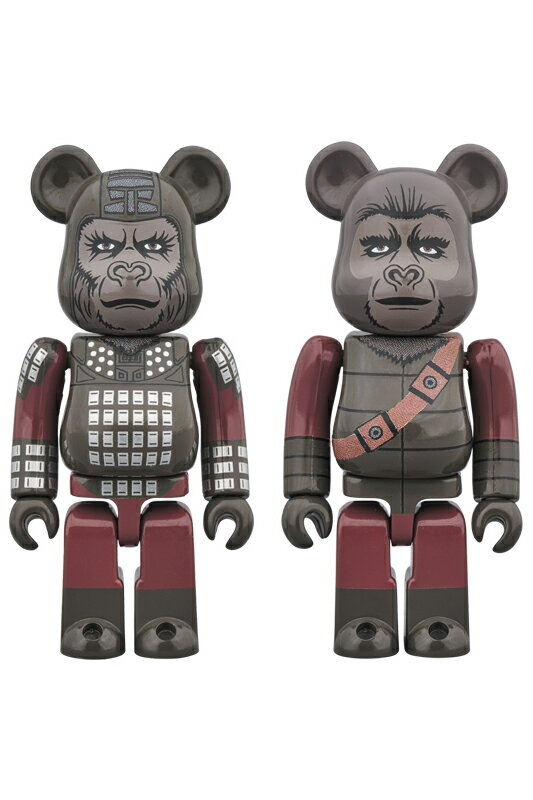 コレクション, フィギュア BERBRICK GENERAL URSUS SOLDIER APE 2PACK