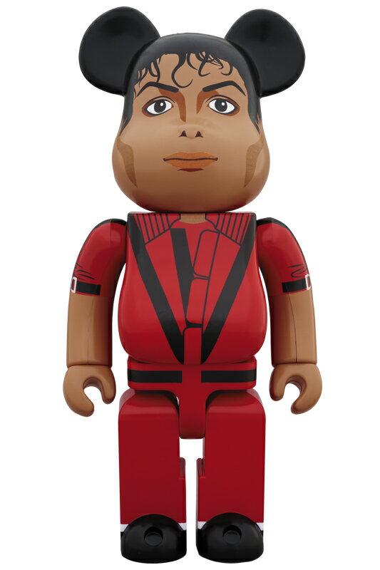 コレクション, フィギュア BERBRICK Michael Jackson Red Jacket 1000